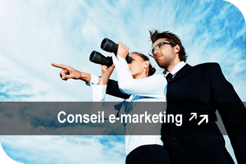 Conseil e-marketing
