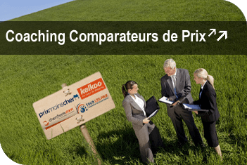 Coaching comparateurs prix