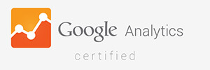 Experts Google Analytics Certified